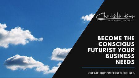 Conscious Futurist webinar