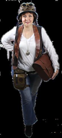Charlotte Kemp Futures Alchemist Steampunk