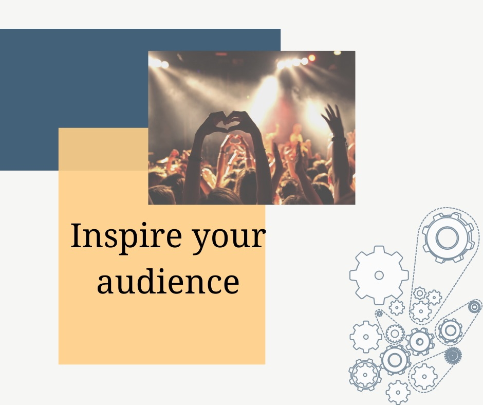 Futurist Inspire your Audience